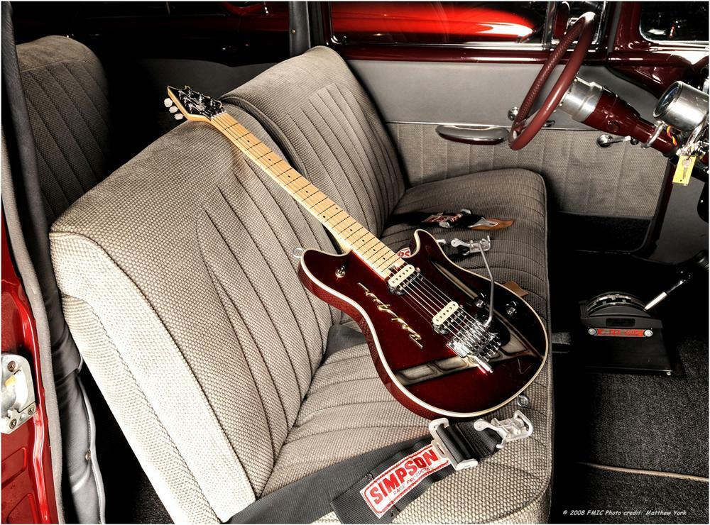 1956 Chevrolet 210 Pro Street Eddie Van Halens