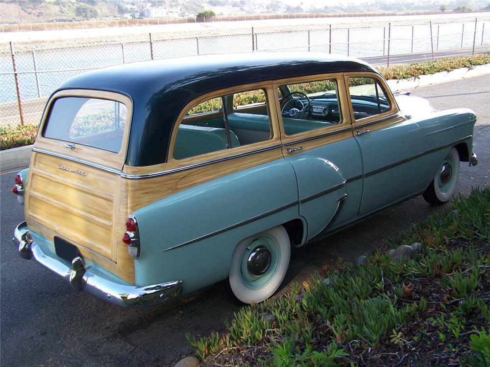 1953 Chevrolet 210 Townsman Station Wagon