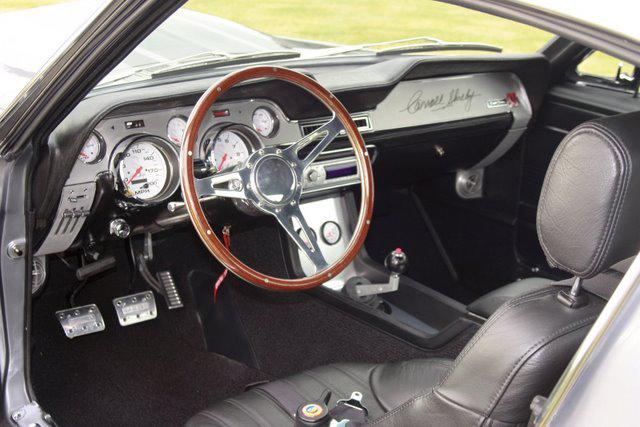 1967 SHELBY GT500 E FASTBACK