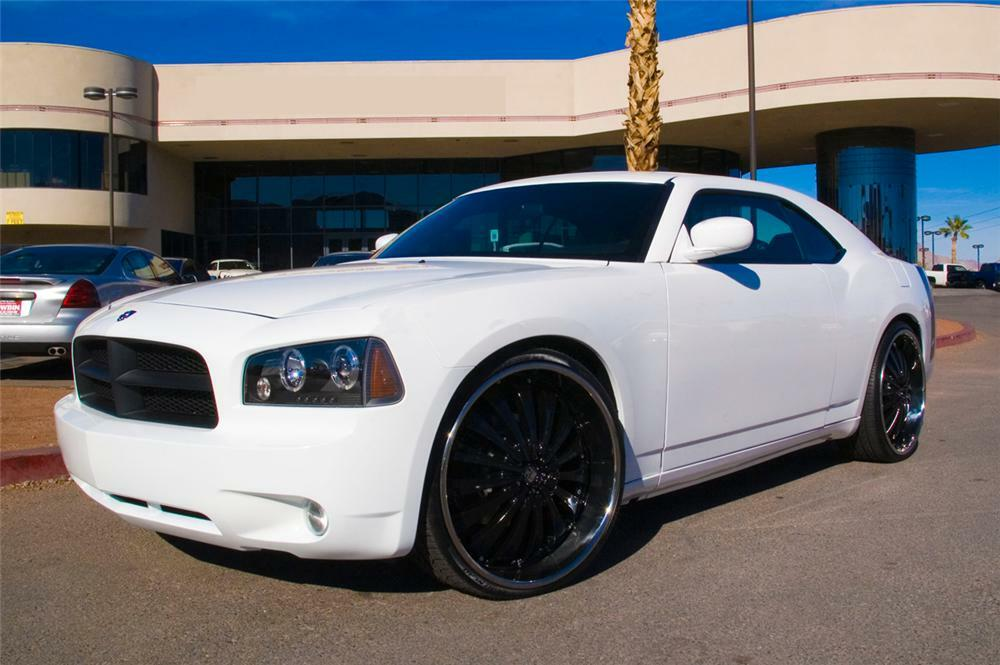 2007 Dodge Charger West Coast Customs Coupe71754