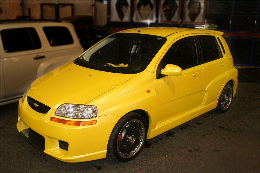 2004 Chevrolet Aveo X Treme Street Edition