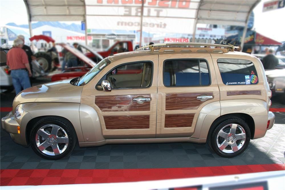 2006 Chevrolet Hhr Custom Woody