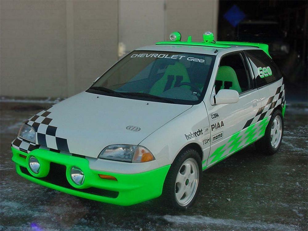 1992 Geo Metro Lsi Rally Custom