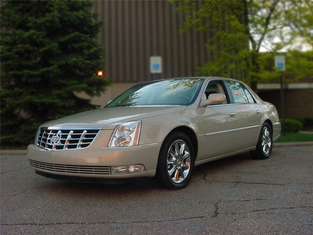2006 CADILLAC DTS 'PLATINUM' CUSTOM COUPE