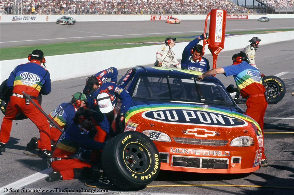 1998 CHEVROLET MONTE CARLO NASCAR #24 JEFF GORDON BUTTHEAD