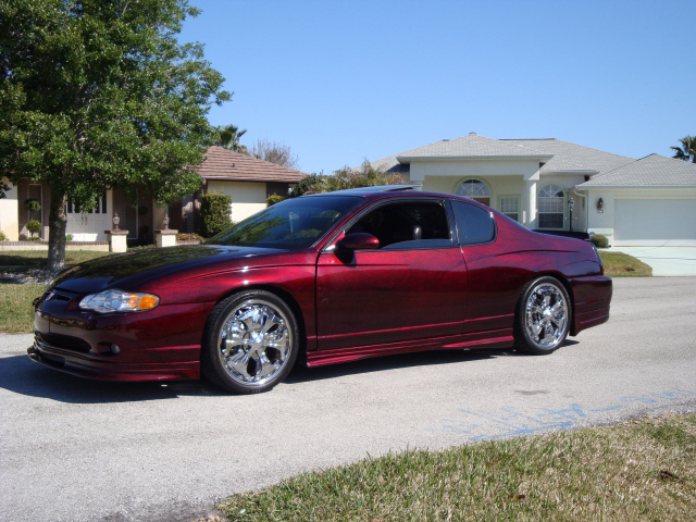 2000 Chevrolet Monte Carlo Ss Custom 2 Door Coupe