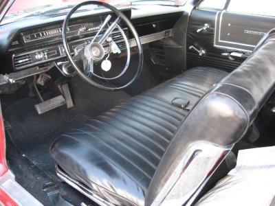 1965 FORD GALAXIE 500 2 DOOR HARDTOP81247 Sold* at