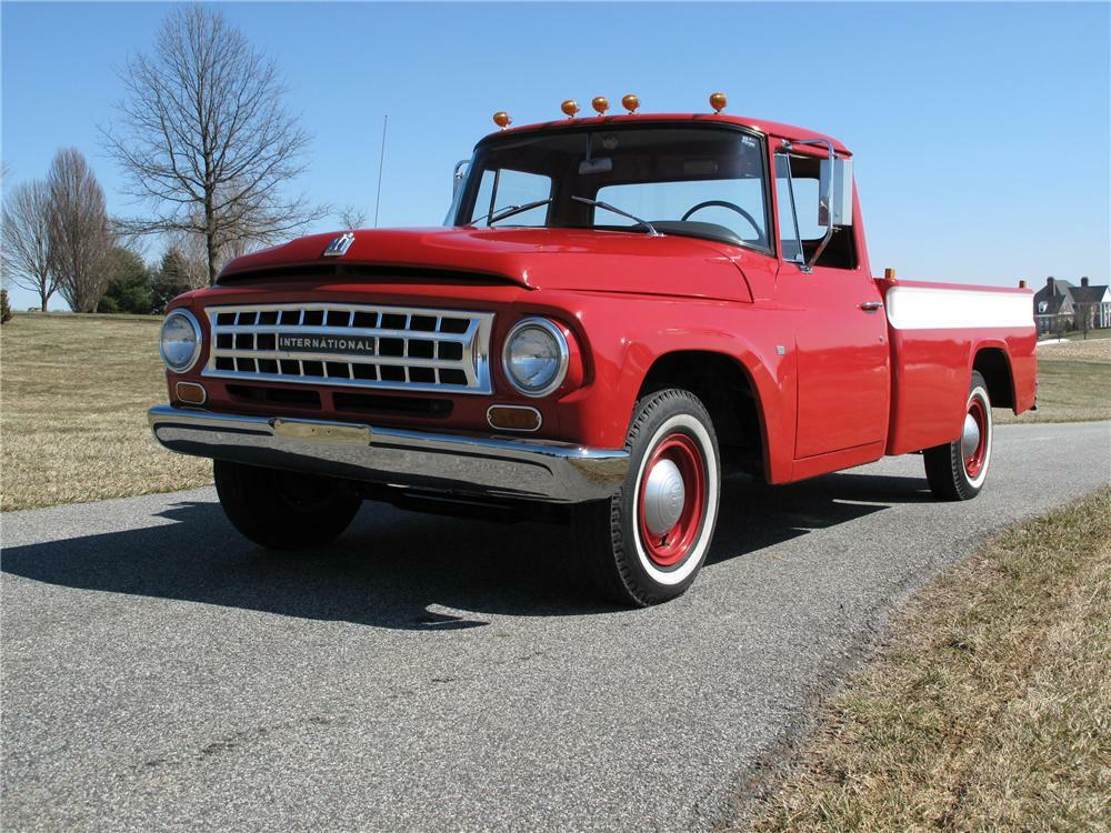 By Photo Congress || 1964 International Pickup Truck Parts