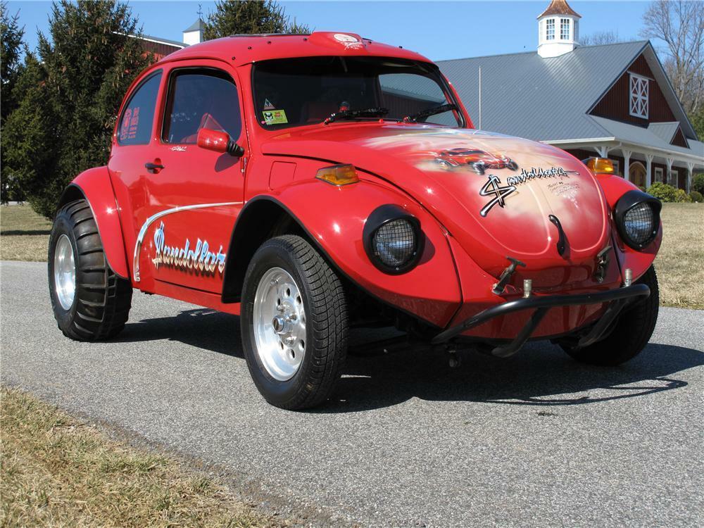 Dune Buggy Beetle