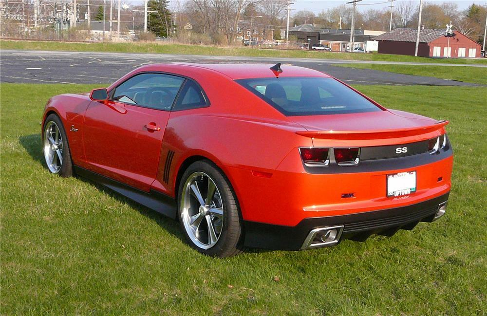 2010 Chevrolet Camaro Rs Ss Coupe