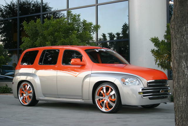 2006 Chevrolet Hhr Custom