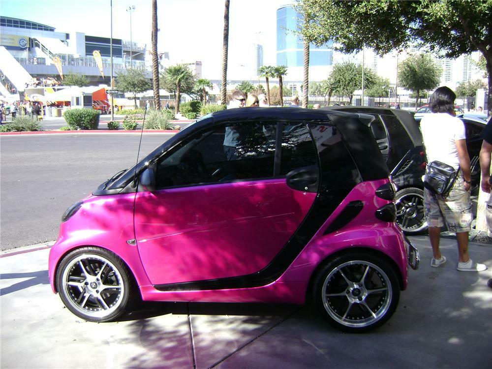 Custom Smart Car >> 2008 Smart Car Cabrio Fortwo Custom Convertible