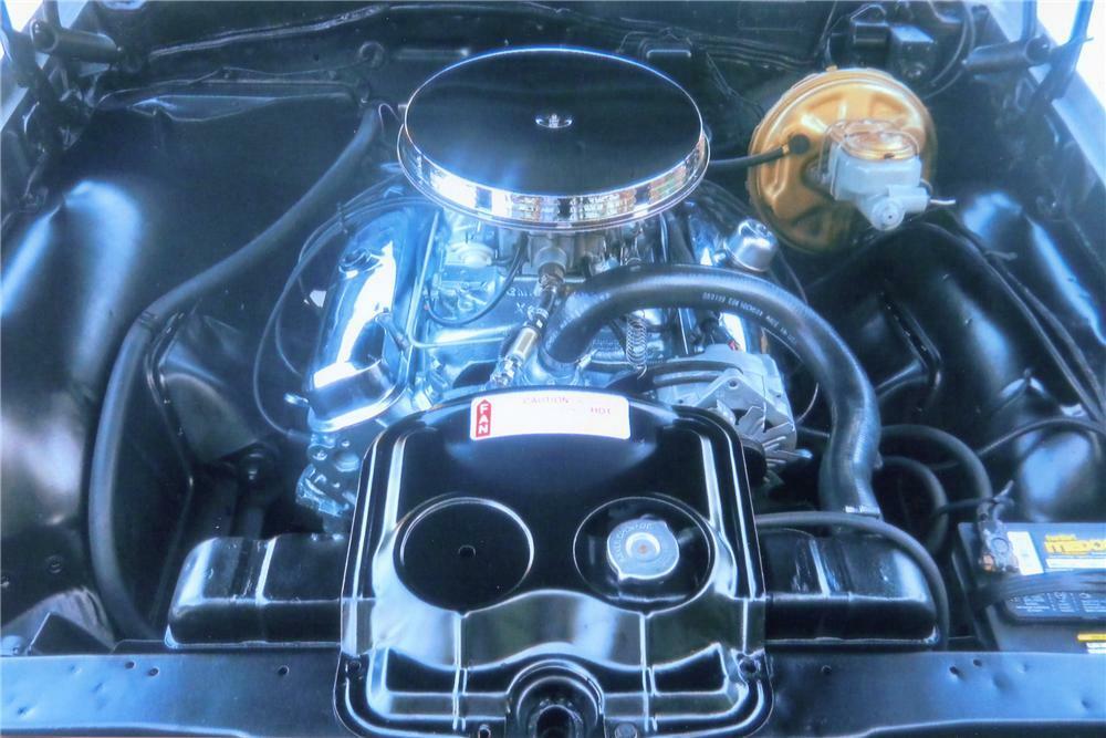 1967 PONTIAC GTO 2 DOOR HARDTOP