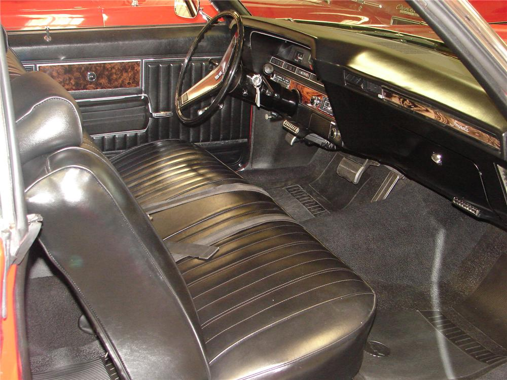 Incredible 1969 Chevrolet Impala Ss 2 Door Coupe Gmtry Best Dining Table And Chair Ideas Images Gmtryco