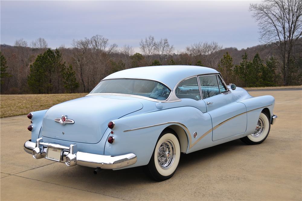 1953 Buick Skylark 2 Door Hardtop