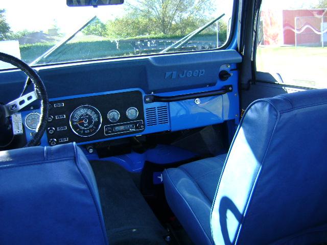 1976 JEEP CJ-7 SUV Jeep Cj Steering Wheel Wiring Diagram on