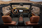 2021 FORD BRONCO 2-DOOR VIN 001 - Interior - 245163
