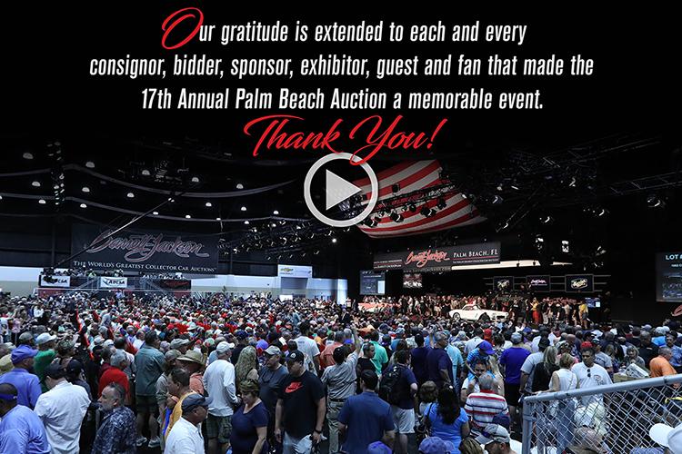 Barrett-Jackson Auction Company - Palm Beach 2019