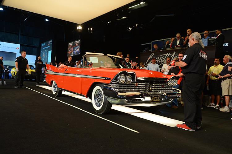 Barrett Jackson Auction Company World S Greatest Collector Car