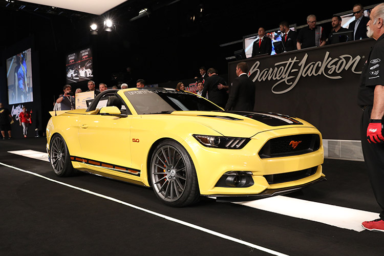 Barrett Jackson Auction Company Palm Beach 2019