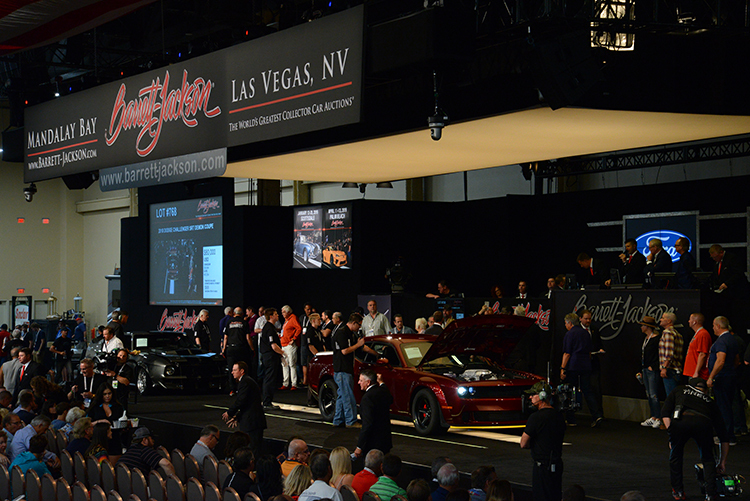 Barrett Jackson Auction Company Scottsdale 2019