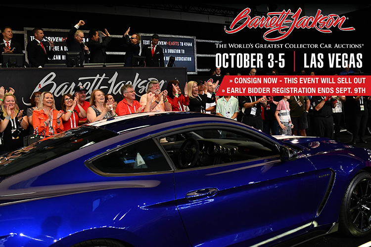 Barrett-Jackson Auction Company - World's Greatest Collector