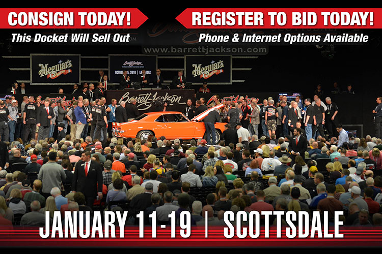 Ny Auto Show Promo Code 2020.Barrett Jackson Auction Company World S Greatest Collector